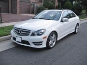 Mercedes Benz C300 4MATIC 2013 Модель,  V6,  бензиновый двигатель.....
