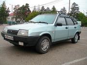 ВАЗ 2109 с номерами