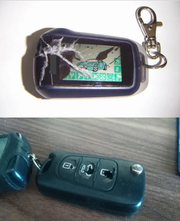 Ремонт пультов автосигнализаций и автоключей