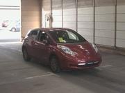 Электромобиль хэтчбек Nissan Leaf кузов AZE0 модификация X 80th