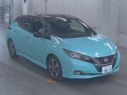 Электромобиль 2 поколение хэтчбек Nissan Leaf кузов ZE1 модификация G